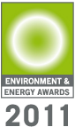 envionment & energy awards 2011